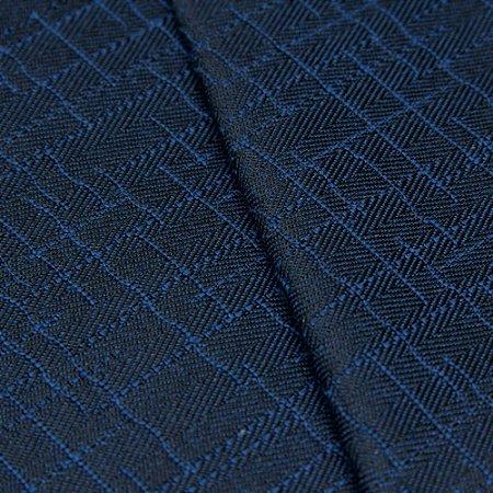 Tecido Jacquard Algodão Impermeabilizado Azul escuro e Royal - Pan 21