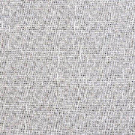 Linho Para Cortina Doha Gildete Cru Natural Largura 2,90m - DOH59
