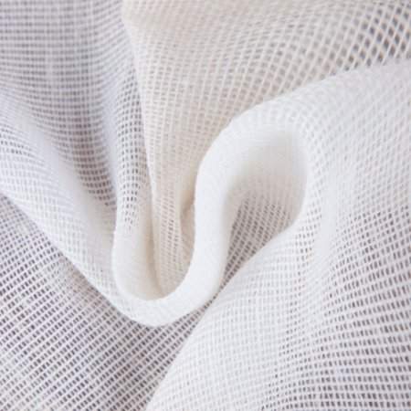 Linho Para Cortina Doha Lerma Branco Largura 3,00m - DOH25