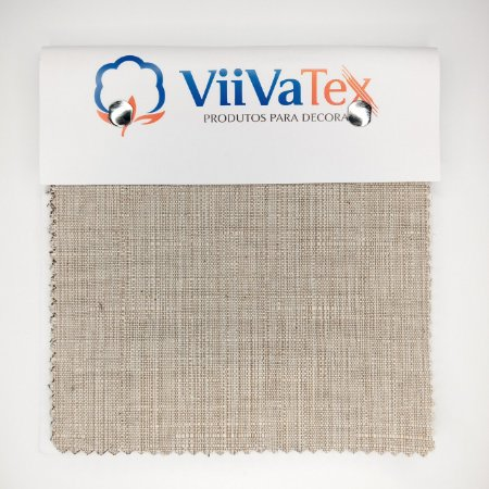 Mostruário de Tecido Tripolli Viivatex - Amostra de 10x10 cm.