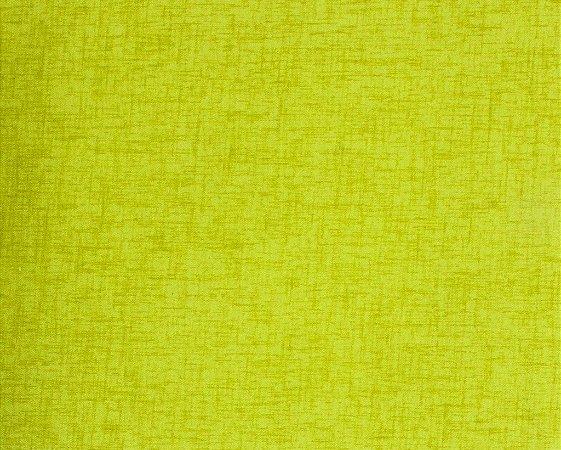 Tecido Sintético Macio Rajado Amarelo - Ametista 22