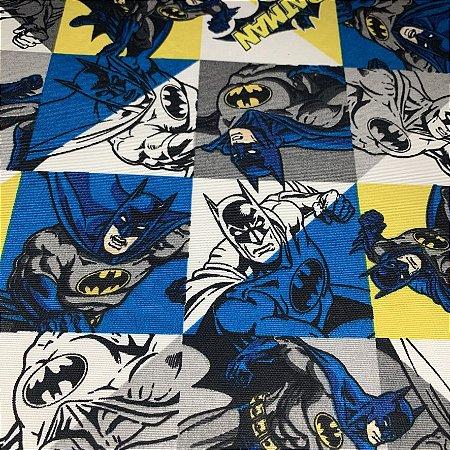 TECIDO INFALTIL BATMAN QUADRINHOS - 08