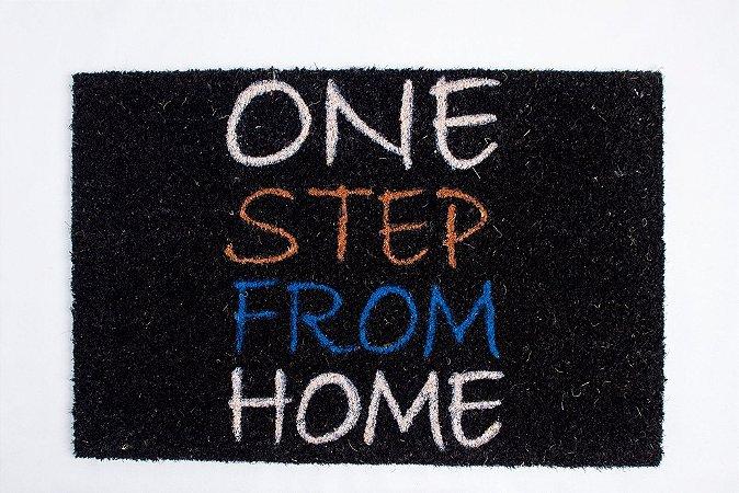 Capacho Fibra de Coco One Step From Home
