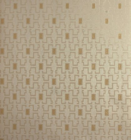 Papel de Parede Grace Geométrico com Retângulos Bege Claro - GR920902