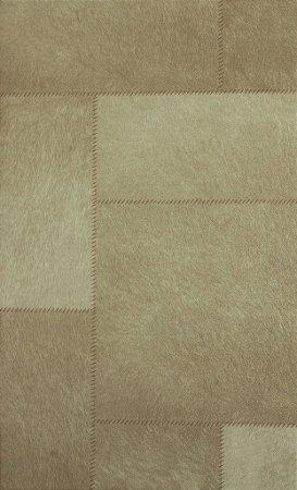 Papel de Parede Grace Estilo Costurado Areia - GR920601