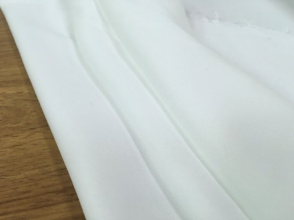 Tecido Forro Microfibra Branco para cortina com 2,80mts de largura