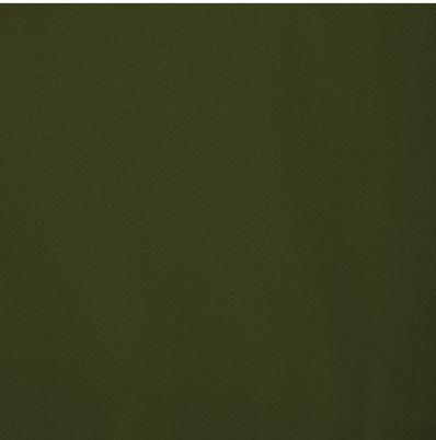Tecido Voil verde Fendi Escuro liso