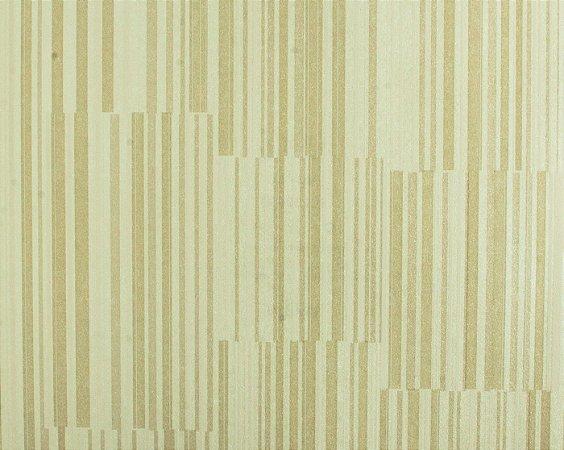 Papel de parede Space III Listras Marfim e Creme SP-139601