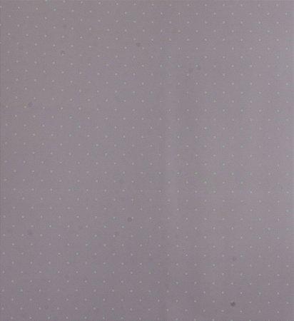 Papel de parede Ola Baby Poa Lilás e Branco FA-39106