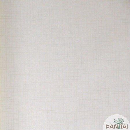 Papel de parede Barcelona Quadriculado Bege Claro BC-380404