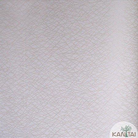 Papel de parede Barcelona Abstrato Marfim BC-382001