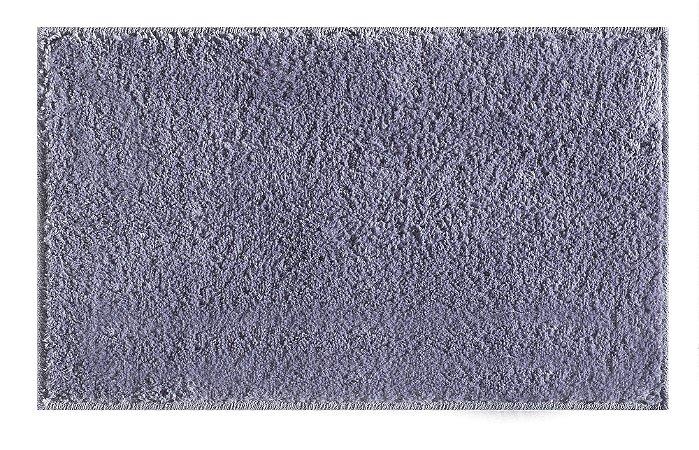 Tapete para Sala Antiderrapante Silky Prata 2,00x2,50
