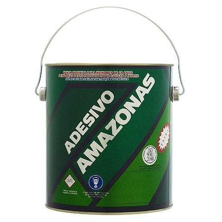 Cola de contato Forte - Amazonas - Galão 2,750 Kgs