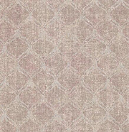 Papel de Parede Vitoriano Formas Geométricas Capuccino SZ-003333