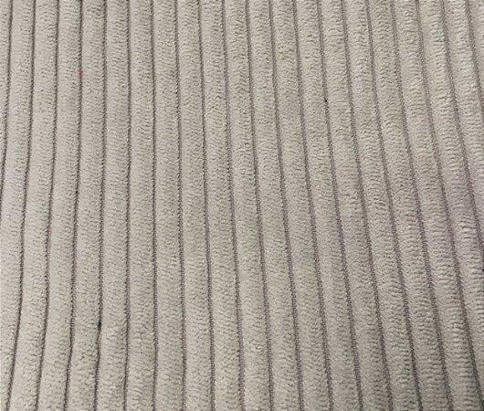 Tecido Veludo Cotelê Areia 01