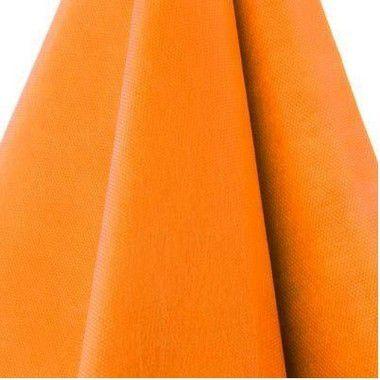 Tecido TNT Laranja gramatura 80 - Pacote 5 metros