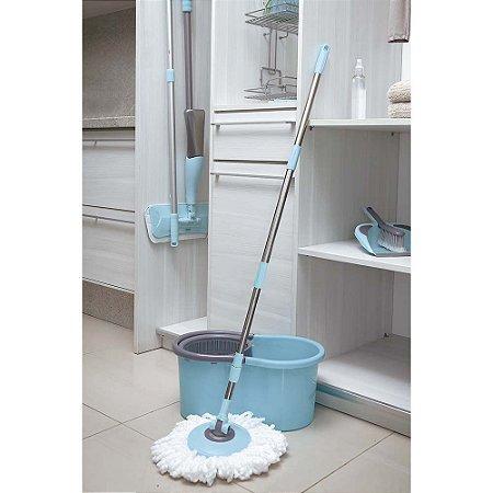 Esfregão Mop Limpeza Pratica
