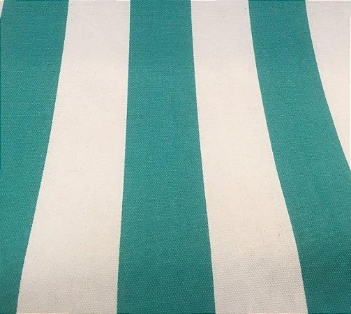 Tecido Estilo Linho Impermeável Tiffany Listrado - Ilhabela 08