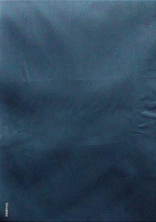 Tecido suede Azul Marinho