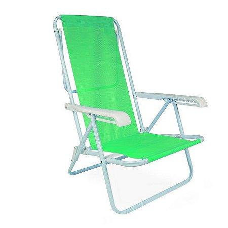 Cadeira RECL 8 POS ANIS - MOR