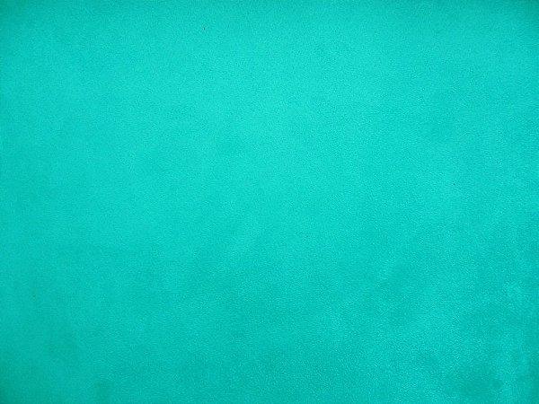 Tecido suede verde agua Tifanny liso - 18