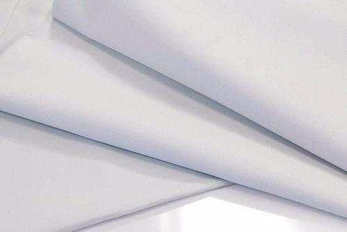 Tecido Blecaute Emborrachado 100% Veda Luz - Branco - 1 Mtr