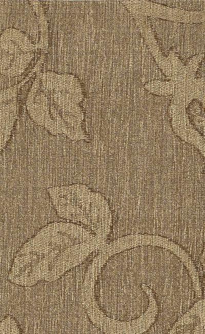 Tecido Chenille Viscose Floram Marrom claro - RUS 56