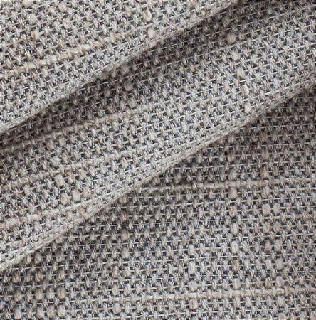Tecido para Sofá Linho Rústico Liso Azul- Vice 09