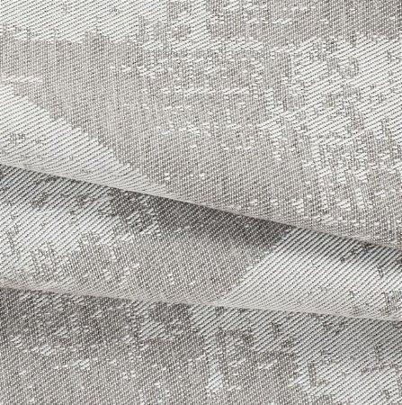 Tecido para Sofá Linho Rústico Geométrico Caqui- Vice 38