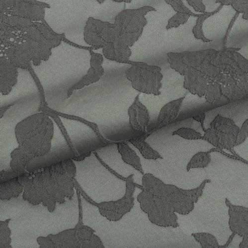 Tecido para Sofá e Estofado Jaquard  Fendi Floral - Ferr - 22