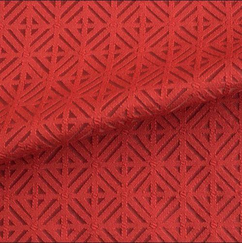 Tecido para Sofá e Estofado Jaquard  Marrom Claro Estrelado - Ferr - 25