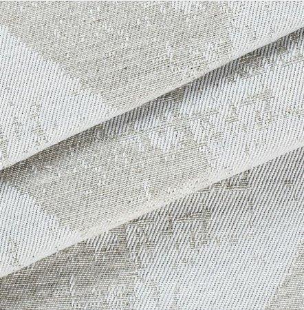Tecido para Sofá Linho Rústico Geométrico Verde Claro- Vice 44