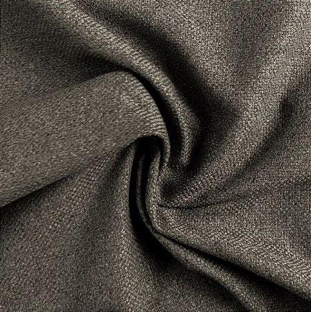 Tecido Linho Marrom - Netuno 04