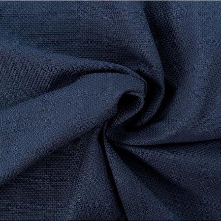 Tecido Linho Rustico Azul - La 06