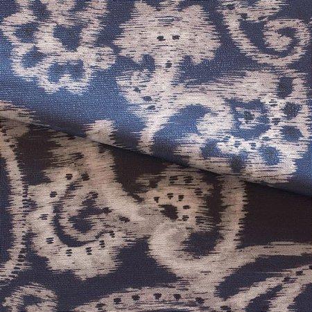 Tecido para Sofá e Estofado Veludo Azul - MARSE 16