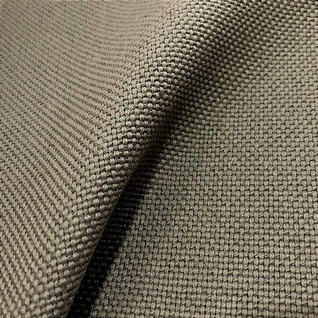tecido para Sofá e Estofado Liso Cinza - Egito 08