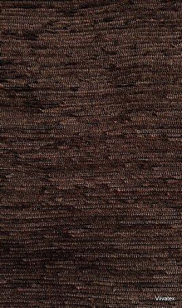 Tecido para sofa chenille Liso Marrom - Tur 55