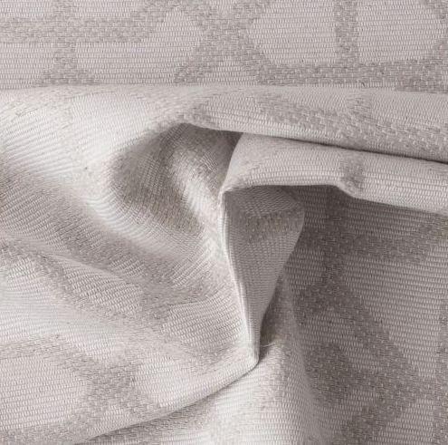 tecido Para Sofá e Estofado Chenille Versalhes Marfim e Bege - ves 53