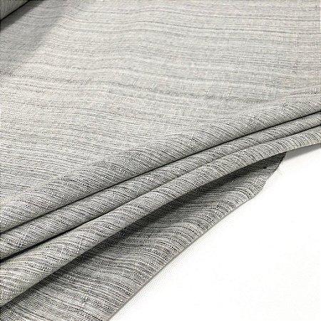 Tecido para Moveis Linho Impermeabilizado tripolli Cinza