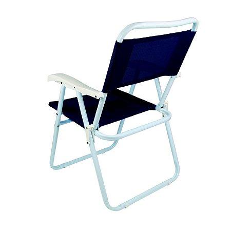 Cadeira MASTER AZUL - MOR - 2158