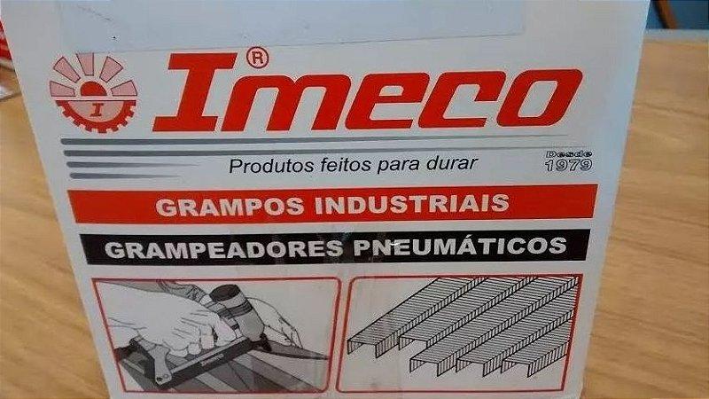 Grampo Pneumatico 80/08 - Imeco - Com 12.500 Grampos