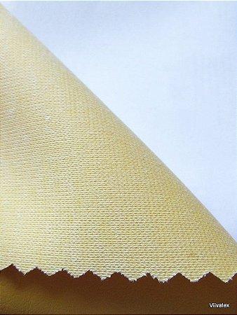 Tecido Courvin Náutico Kelsons Preto, Anti Mofo e com proteção UV