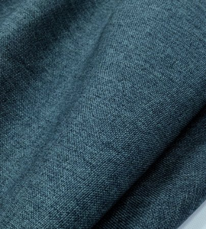 Tecido linho Rustico Clássico Linen Look Azul Jeans II