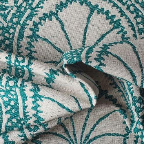 Tecido Para Sofá e Estofado Chenille Versalhes Verde -  VES 15