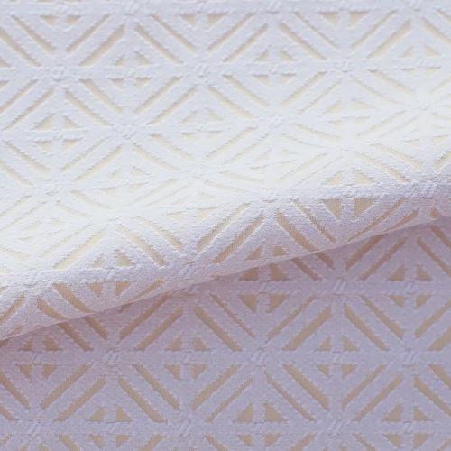 Tecido para Sofá e Estofado Jaquard Amarelo Estrelado Ferr - 14