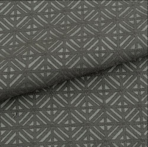 Tecido para Sofá e Estofado Jaquard  Fendi Estrelado - Ferr - 20