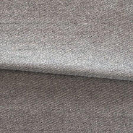 Tecido para Sofá e Estofado Veludo Cinza - MARSE 29