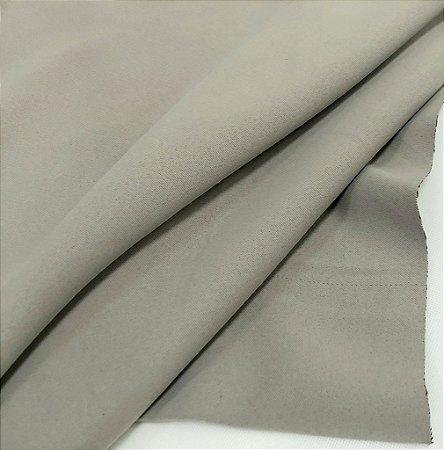 Tecido Semi Blecaute Blackout Cinza, 2,80 metros de largura 70% de vedação da luz