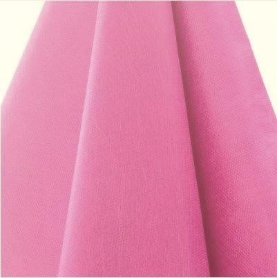 Tecido TNT Rosa Bebê liso gramatura 40 - Pacote 5 metros