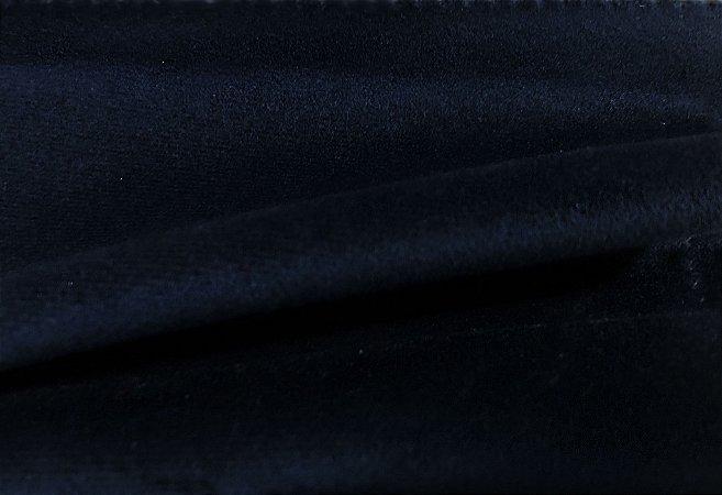 Tecido Veludo Supreme Magic Clean Azul Marinho - 12